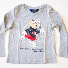 T-Shirt Bambina Ralph Lauren Ada e Zucchero Vetrinando Arezzo