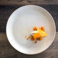 Patata Dolce con Yogurt di Pecora Terramira Vetrinando Arezzo