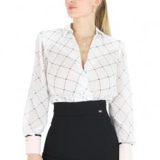 Camicia Donna Elisabetta Franchi Spazio Lorj Vetrinando Arezzo