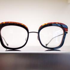 Montatura da Vista Donna Caroline Abram Ottica L'Occhiale Vetrinando Arezzo