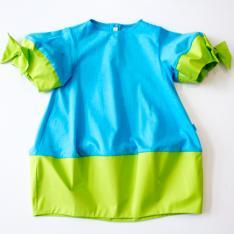 Vestito Bambina Il Gufo Ada e Zucchero Vetrinando Arezzo