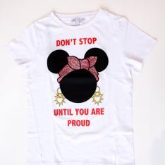 T-Shirt Bambina Patrizia Pepe Ada e Zucchero Vetrinando Arezzo
