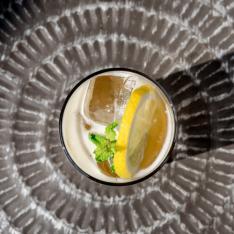 Tè alcolico n°2 Emilio Cafe Vetrinando Arezzo