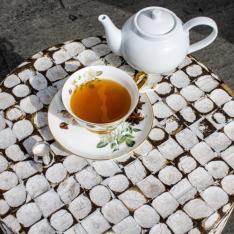 Il Tea della Regina Emilio Cafe Vetrinando Arezzo