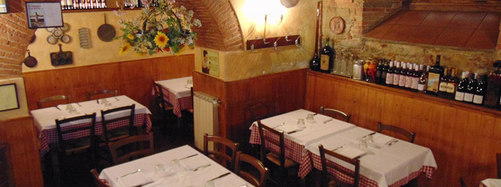 Ristorante Il Cantuccio Arezzo Vetrinando