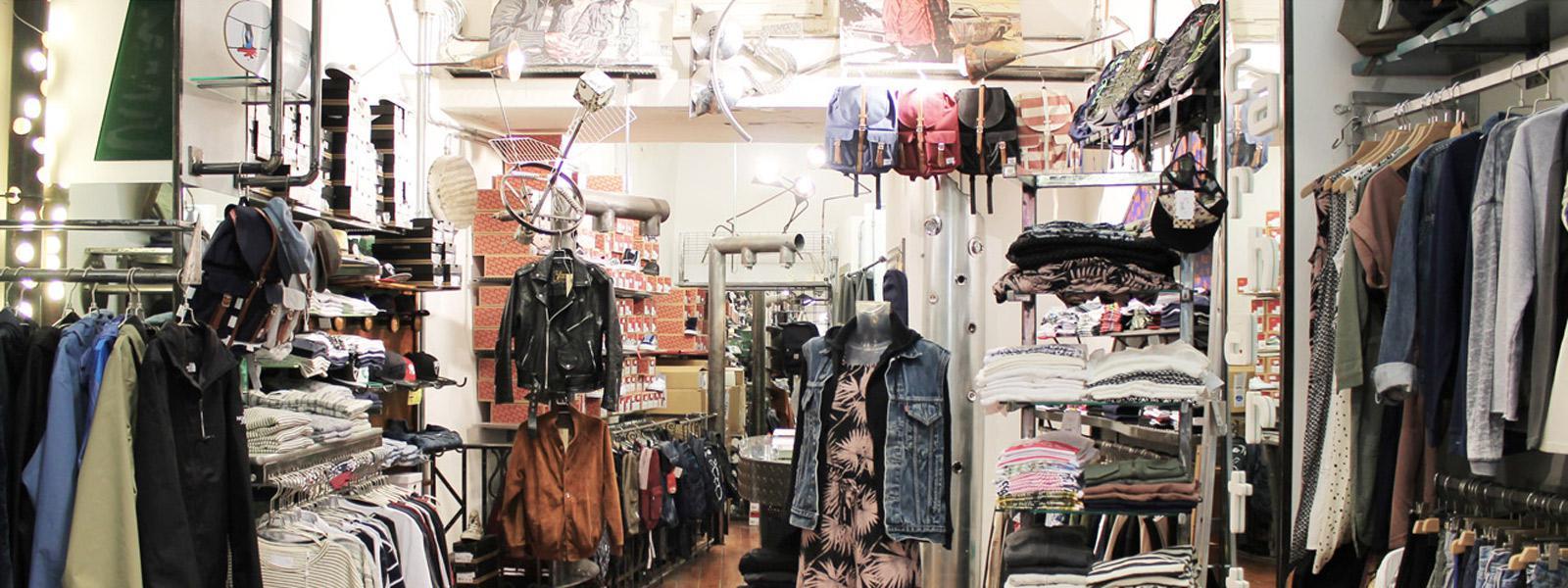 Abbigliamento streetwear uomo e donna, skateboard Arezzo
