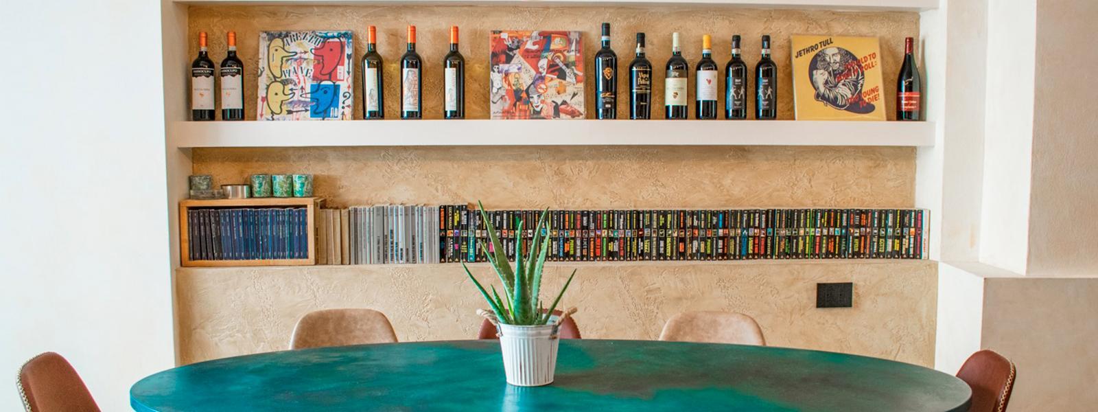 Foodstock Vini e Vinili Ristorante Vetrinando Arezzo