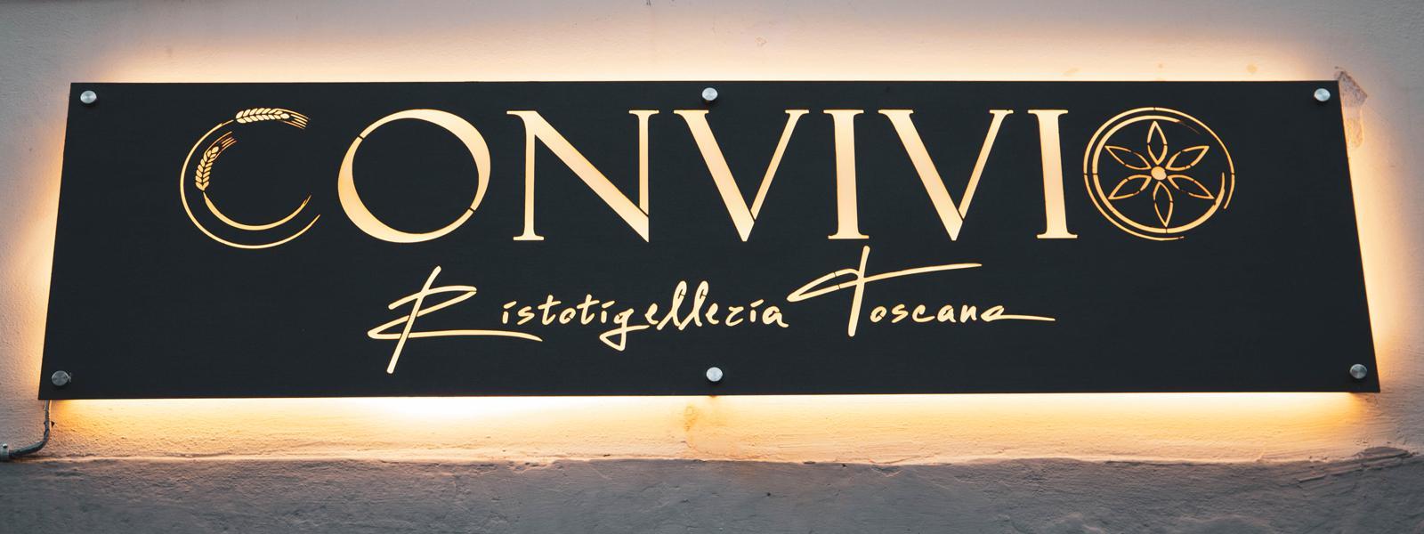 Convivio Ristotigelleria Toscana Ristorante Vetrinando Arezzo