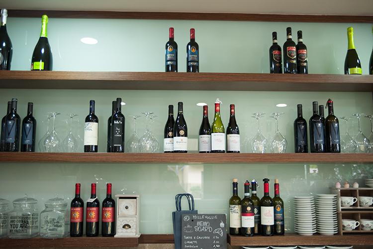 Vineria Millevoglie Vetrinando Arezzo
